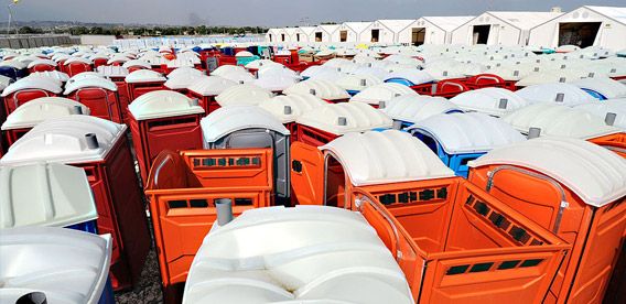 Champion Portable Toilets in Lewisville, TX